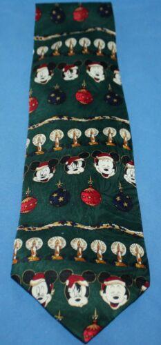 Nice Disney Mickey Mouse Christmas Tie