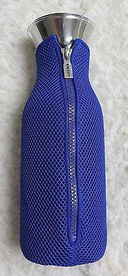 mit Neoprenanzug 1L 3D Blue Wasserkaraffe Eva Solo NEU (Kühlen Blauen Anzug)