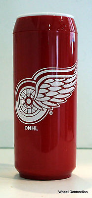 NHL Detroit Red Wings Travel Can Plastic Mug Hockey League Beverage Cup