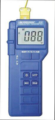 Bk Precision 630 Duak K-type Thermometer Clearance