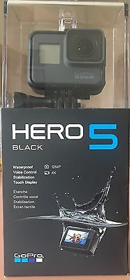 New! GoPro - HERO5 Black 4K Action Camera