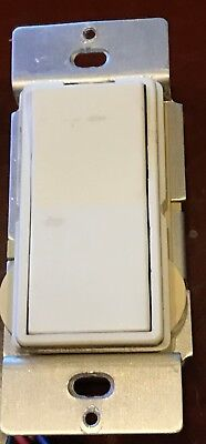 X10 PRO # XPD3-W Master Dimmer Switch; 125 VAC 500 W, Ivory / White for sale  Utica