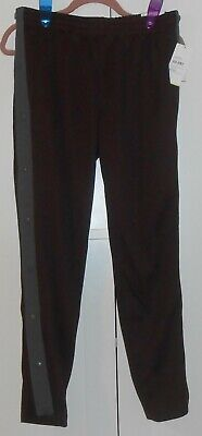 NIKE Dri-Fit Green Unlined Breakaway Tearaway Athletic Pants MEDIUM