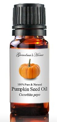 Pumpkin Seed Oil - 5 mL - 100% Pure and Natural - Free Shipping - US Seller Perfect Pumpkin Seeds