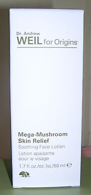 Dr Andrew Weil For Origins Mega Mushroom Skin Relief Soothing Face Lotion 1 7 Oz