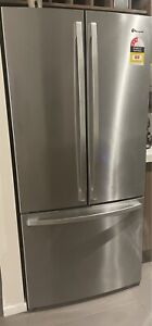 Westinghouse French door fridge. Retail $1,849. moving to US