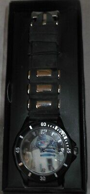 Star Wars R2-D2 limited edition Mens Watch Lucasfilm Rubber Boxed Unused New
