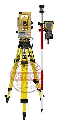 Topcon Gpt-9003a Prismless Robotic Surveying Total Stationtrimblesokkialeica