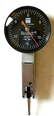 Brown Sharpe 599-7030-5 .0005 Grad 1 Dial .030 Range Bestest 51733