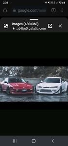 2000 Nissan Silvia S15 SWAPS for Nissan 180sx July 1996 ONLY