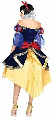 Disney Adult Movie (Adult Movie Disney Princess Enchanting Snow White Deluxe Fancy Dress)