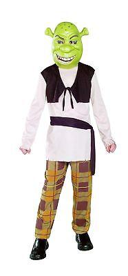 Shrek Child's Costume With Mask, Shrek Costume](Shrek Costume Kids)