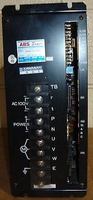 Abs Super Servo Amplifier Kawasaki Robot 68aa150tfr01 7757lr
