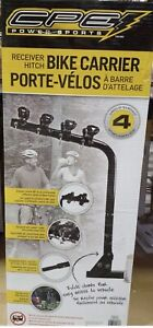 Bike rack for up to 4 bikes