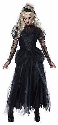 California Costumes Dark Princess Women Adult Halloween Costume Cosplay 01457 ()
