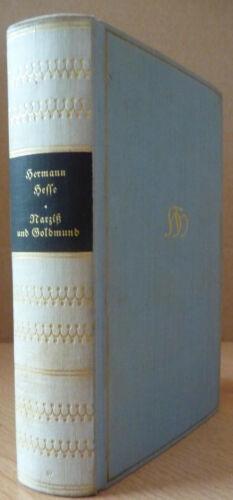 Hermann Hesse - Narziß und Goldmund - Erstausgabe - 1930
