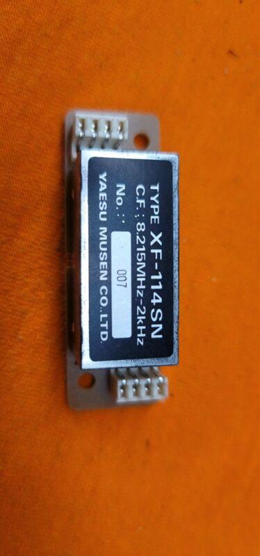 YAESU SSB NARROW FILTER XF 114SN FOR FT 1000MP