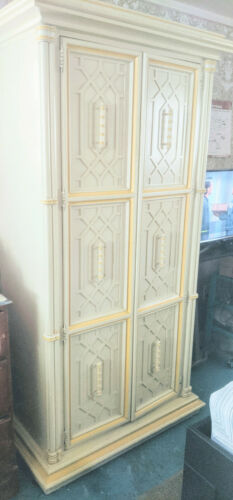 Vintage Wardrobe Armoire