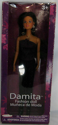 Damita Fashion Doll by Jakks Pacific 11.5 Inches Tall