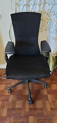Herman Miller Embody Chair - Graphite Frameblack
