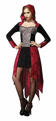 Dämon Maiden, Teufel, Frauen Halloween-Kostüme #DE ()