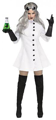 Mad Scientist Female Adult Costume (Female Adult Kostüm)