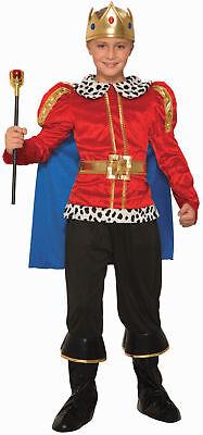 Majestic King CHILD Boys Costume - Children King Costume