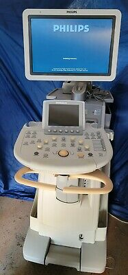 Philips Iu22 Ultrasound System Includes Up-d23md Mitsubishi Md3000 Sony Up-d897