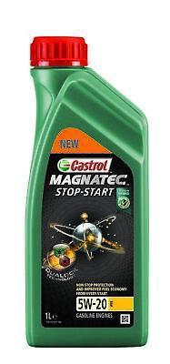 Castrol | Motoröl 5W-20 E Magnatec Dualock Stop Start (1 L) (15CC53) für