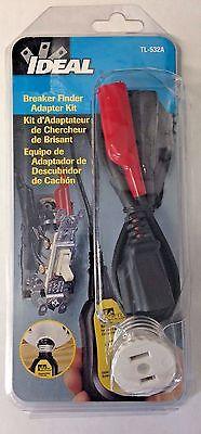 Ideal Tl-532a Breaker Finder Adapter Kit