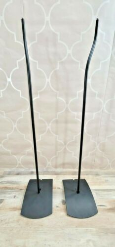 Bose Speaker Floor Stands Pair Pre-Owned