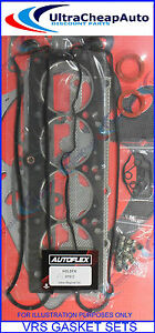 HEAD GASKET SET/ VRS- SUBARU 1800 & BRUMBY,1.8L,4CYL,CARBY, EA81 ENGINE,#DG740