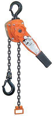 Columbus Mckinnon 5313- Series 653- Lever Operated Hoist 34 Ton W20 Foot Lift