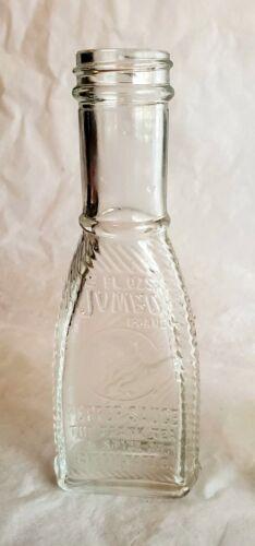 VNTG Rare 3 Fl Oz Bottle Jumbo Brand Pepper Sauce The Frank Tea & Spice Co (W46)