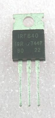 Mosfetn-channel Power Irf840 5pcs Per Lot