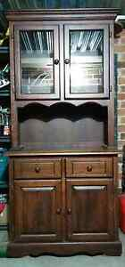 Hutch display cabinet Morayfield Caboolture Area Preview