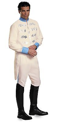 Prince Charming Costume size 42-46 From Cinderella Movie New by Disguise 87047