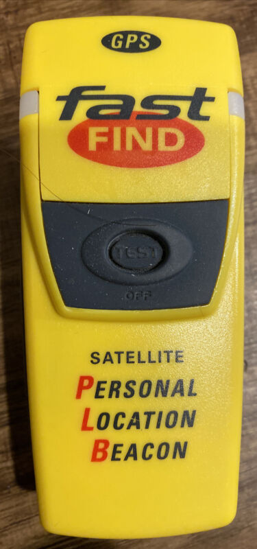McMurdo FAST FIND 210 Personal Locator Beacon PLB