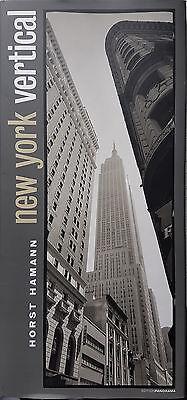 Horst Hamann, New York vertical XXL Panorama Photographie NY Großformat Bildband ()