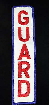 National Guard Large Military Patch - NEW