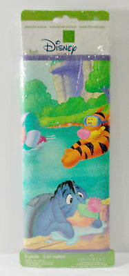 Disney Prepasted Wall Paper Border Winnie the Pooh Imperial WFP6800