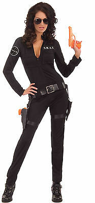 SWAT - Sexy Women of Action Team - Adult Costume - Womens Swat Costume