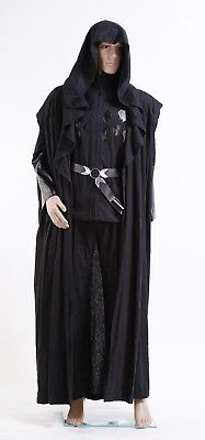 Harry Potter Death Eater Lord Voldemorts' Eidgenosse Windbreaker Cosplay Kostüm