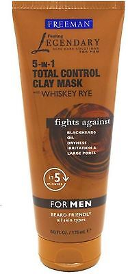 total control clay mask