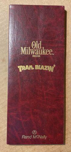 Old Milwaukee Beer Trail Blazin
