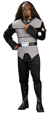 Klingonisch Luxus Erwachsene Herren-Kostüm Star Trek Next Generation - Star Trek Next Generation Halloween Kostüm