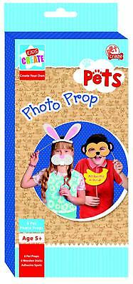 Create Your Halloween Photo (CREATE YOUR OWN PETS SELFIE PHOTO PROPS CHILDRENS PARTY)