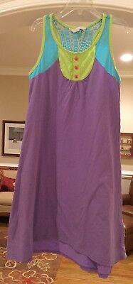Garnet Hill girls purple dress size - Garnet Hill Girls
