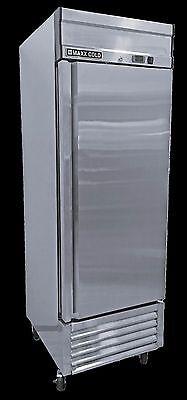New Maxx Cold Mxsf-23fd Single Door Upright Reach-in Freezer - Free Shipping