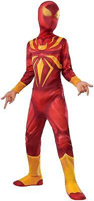 Marvel Ultimate Spider-Man Iron Spider Classic - Child Spiderman Costume
